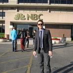 Heading to NBC!!!