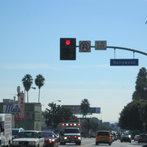 Hollywood Blvd = I am SUCH a tourist!