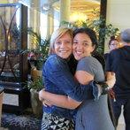 Hugs from Naia