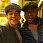Me & Anthony Evans