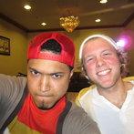Me and Jamie Lono