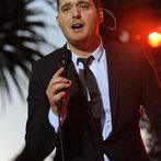 Michael Buble Performance At Beringer Vineyards