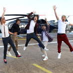 One Direction Launch Their First Single - 'What Makes You Beautiful'