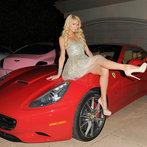"""Paris Hilton's """"Paris Electric Christmas"""" Holiday Party"""