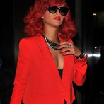 Rihanna Sighting In New York City - September 28, 2010