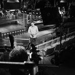 Seth MacFarlane in SNL's studio 8H @ Rockefeller Center taping promos.