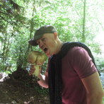 Shawn finds a full-on toadstool