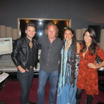 Some of us at the studio!