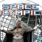 Space Olympics alien