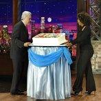 The Tonight Show with Jay Leno -- Oprah Winfrey