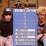 Wayne's World Top Ten