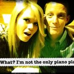 What? I'm not the only piano player?