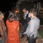 more from being at Blake's house