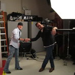 photoshoot at NBC - photographer was awesome!