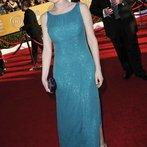 Actress Karine Vanasse arrives for the 1