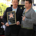 Alec Baldwin Honored On The Hollywood Walk Of Fame