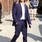"""Celebrities Visit """"Late Show With David Letterman"""" - August 1, 2011"""