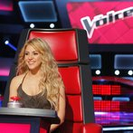 """THE VOICE -- """"Blind Auditions"""" -- Pictured: Shakira -- (Photo by: Trae Patton/NBC)"""
