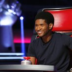 """THE VOICE -- """"Blind Auditions"""" -- Pictured: Usher -- (Photo by: Trae Patton/NBC)"""