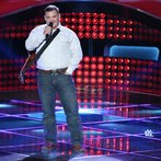 """THE VOICE -- """"Blind Auditions"""" Episode 601 -- Pictured: Jake Worthington -- (Photo by: Tyler Golden/NBC)"""