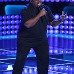 """THE VOICE -- """"Blind Auditions"""" Episode 601 -- Pictured: Biff Gore -- (Photo by: Tyler Golden/NBC)"""