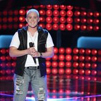"""THE VOICE -- """"Blind Auditions"""" Episode 601 -- Pictured: Kristen Merlin -- (Photo by: Tyler Golden/NBC)"""