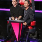 """THE VOICE -- """"Blind Auditions"""" -- Pictured: (l-r) Adam Levine, Blake Shelton -- (Photo by: Trae Patton/NBC)"""