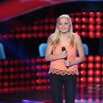 "THE VOICE -- ""Blind Auditions"" Episode 602 -- Pictured: Madilyn Paige -- (Photo by: Tyler Golden/NBC)"