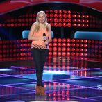 """THE VOICE -- """"Blind Auditions"""" Episode 602 -- Pictured: Madilyn Paige -- (Photo by: Tyler Golden/NBC)"""