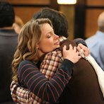 """COMMUNITY -- """"Bondage and Beta Male Sexuality"""" Episode 507 -- Pictured: Gillian Jacobs as Britta -- (Photo by: Adam Taylor/NBC)"""
