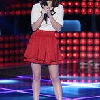 "THE VOICE -- ""Blind Auditions"" Episode 603 -- Pictured: Sam Behymer -- (Photo by: Tyler Golden/NBC)"