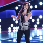 "THE VOICE -- ""Blind Auditions"" Episode 603 -- Pictured: Lindsay Pagano -- (Photo by: Tyler Golden/NBC)"