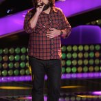 """THE VOICE -- """"Blind Auditions"""" Episode 603 -- Pictured: Patrick Thomson -- (Photo by: Tyler Golden/NBC)"""