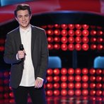 """THE VOICE -- """"Blind Auditions"""" Episode 603 -- Pictured: Tanner James  -- (Photo by: Tyler Golden/NBC)"""