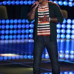 """THE VOICE -- """"Blind Auditions"""" Episode 603 -- Pictured: Joshua Howard -- (Photo by: Tyler Golden/NBC)"""