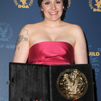 In 2013, Lena became the first woman to win a Directors Guild Award for Outstanding Director in a Comedy Series.