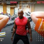 The Biggest Loser February 2014 Calendar