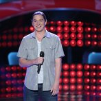 """THE VOICE -- """"Blind Auditions"""" Episode 604 -- Pictured: Stevie Jo -- (Photo by: Tyler Golden/NBC)"""