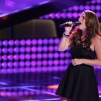 "THE VOICE -- ""Blind Auditions"" Episode 604 -- Pictured: Audra McLaughlin -- (Photo by: Tyler Golden/NBC)"