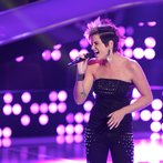 """THE VOICE -- """"Blind Auditions"""" Episode 604 -- Pictured: Megan Ruger -- (Photo by: Tyler Golden/NBC)"""