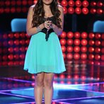 "THE VOICE -- ""Blind Auditions"" Episode 604 -- Pictured: Lexi Luca -- (Photo by: Tyler Golden/NBC)"