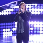 "THE VOICE -- ""Blind Auditions"" Episode 604 -- Pictured: Morgan Wallen -- (Photo by: Tyler Golden/NBC)"