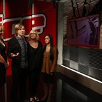 "THE VOICE -- ""Blind Auditions BTS"" -- Pictured:  -- (Photo by: Ben Cohen/NBC)"