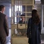"HANNIBAL -- ""Sakizuki"" Episode 202 -- Pictured: (l-r) Mads Mikkelsen as Hannibal Lecter, Hugh Dancy as Will Graham, Caroline Dhavernas as Alana Bloom -- (Photo by: Brooke Palmer/NBC)"