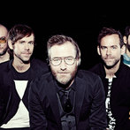 The National performs on Saturday Night Live on March 8, 2014.