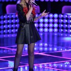 """THE VOICE -- """"Blind Auditions"""" Episode 605 -- Pictured: Ria Eaton -- (Photo by: Tyler Golden/NBC)"""