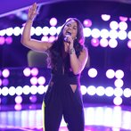 """THE VOICE -- """"Blind Auditions"""" Episode 605 -- Pictured: Tess Boyer -- (Photo by: Tyler Golden/NBC)"""