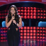 "THE VOICE -- ""Blind Auditions"" Episode 605 -- Pictured: Tess Boyer -- (Photo by: Tyler Golden/NBC)"