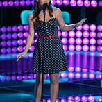 """THE VOICE -- """"Blind Auditions"""" Episode 605 -- Pictured: Ddendyl Hoyt -- (Photo by: Tyler Golden/NBC)"""