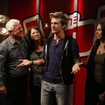 """THE VOICE -- """"Blind Auditions BTS"""" -- Pictured:  -- (Photo by: Ben Cohen/NBC)"""